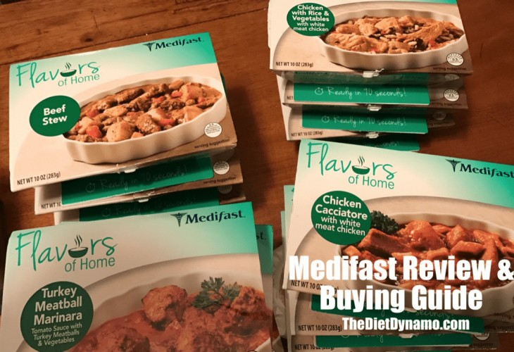 medifast meals for my review