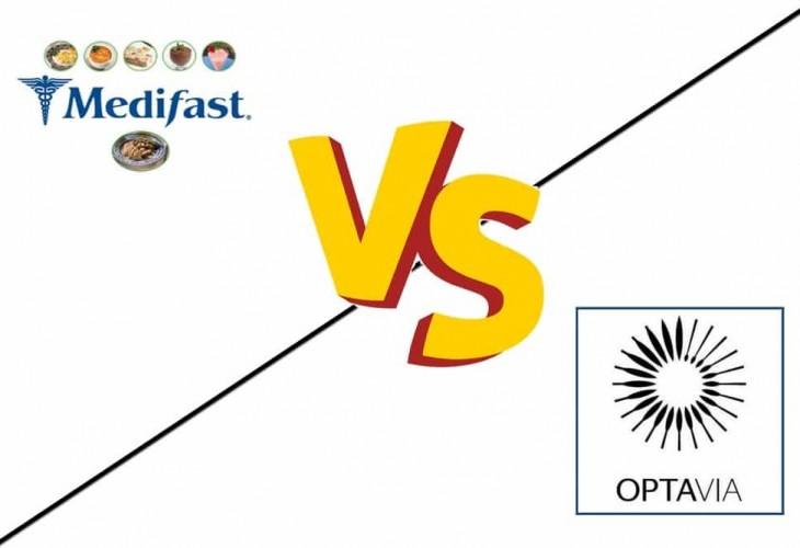 medifast vs optavia