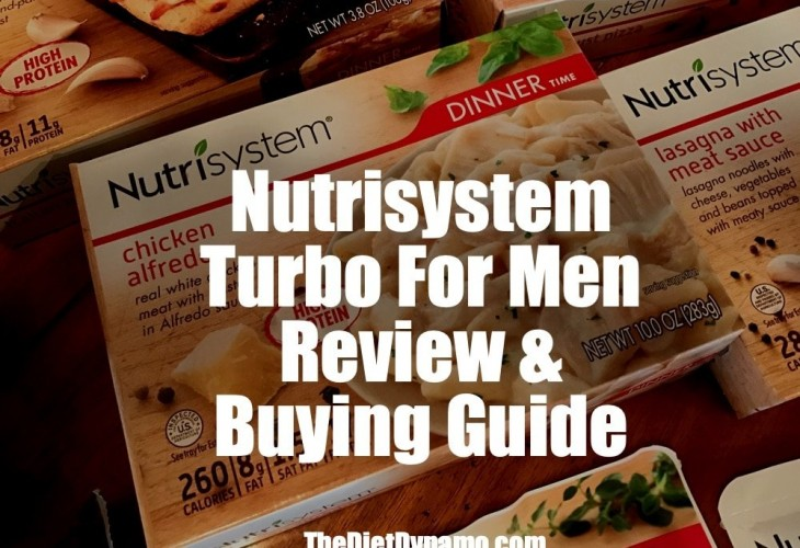 Nutrisystem Turbo for Men review and pricing info