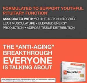 serovital anti-aging breakthrough