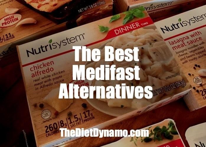the best medifast alternatives