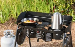 the masterbuilt outdoor propane grill