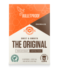 the original blend of bulletproof cofee