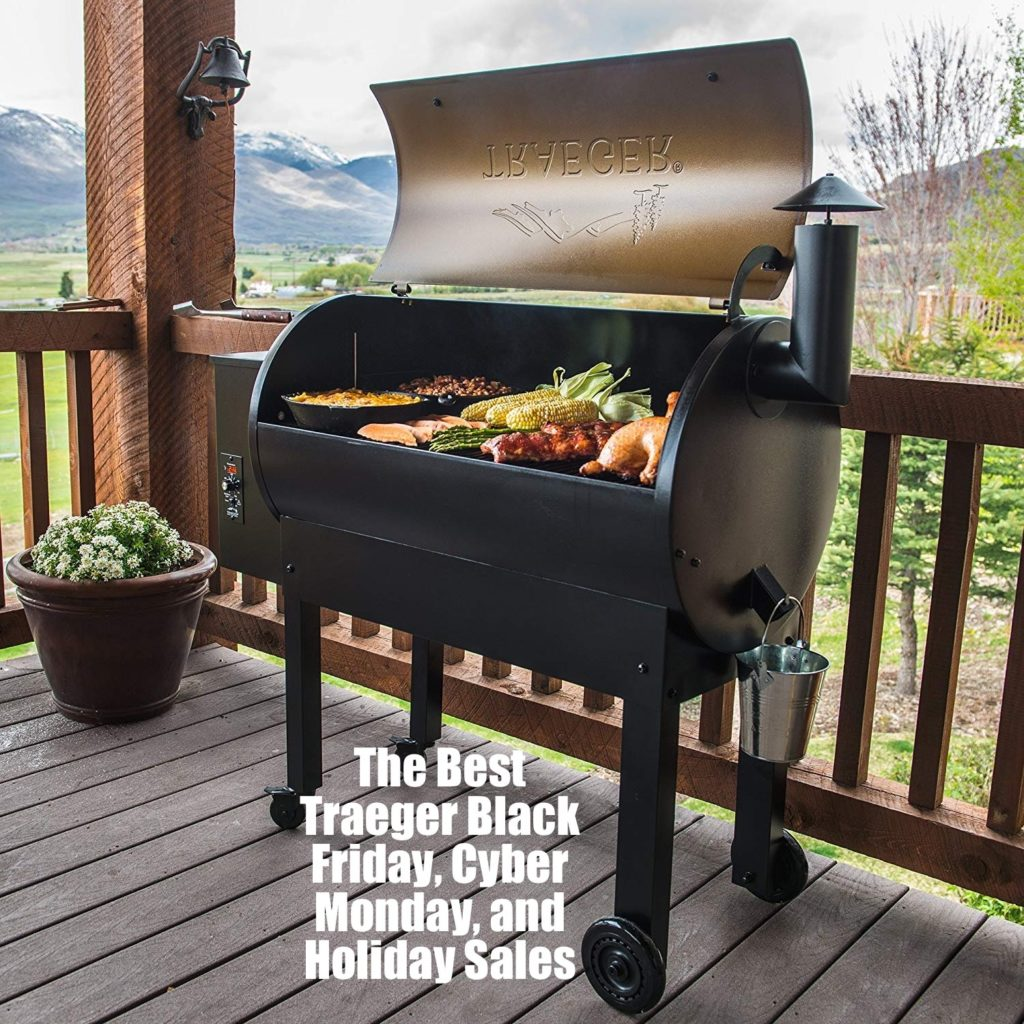 traeger grills black friday and cyber monday deals