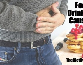 food and drinks that cause gas