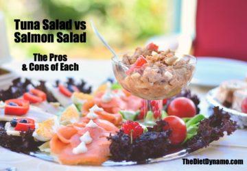 tuna vs salmon