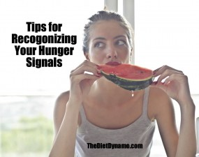 how to identify your hunger signals