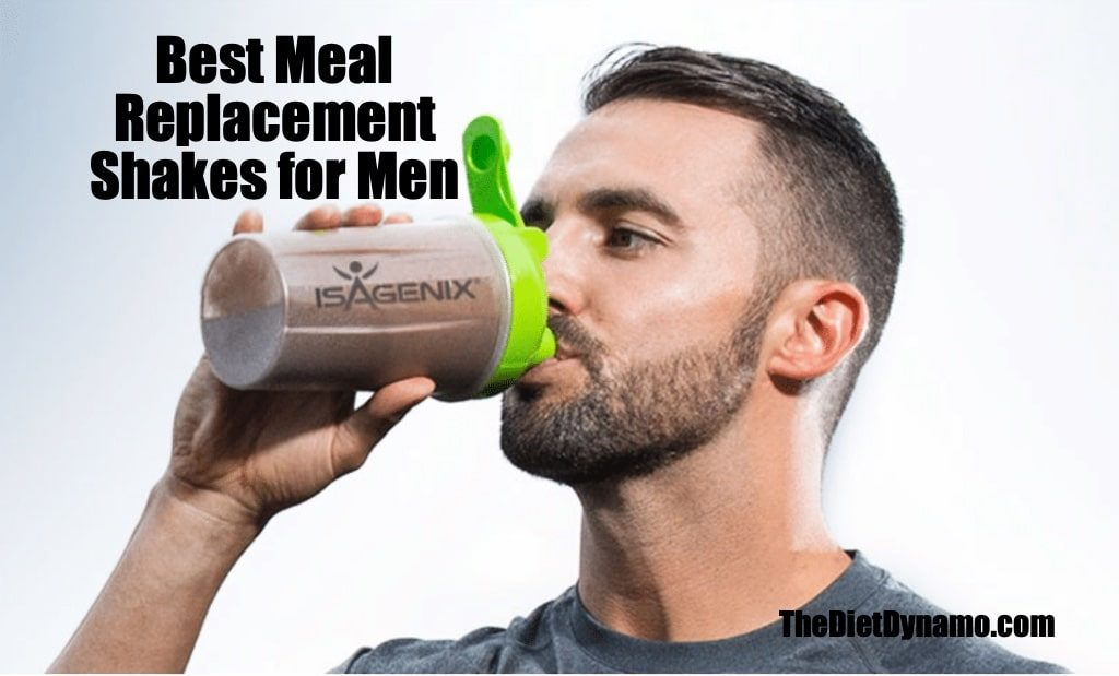 the best meal replacement shakes for men