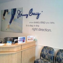 a jenny craig weight loss center