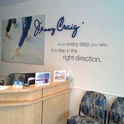 a jenny craig weight loss center