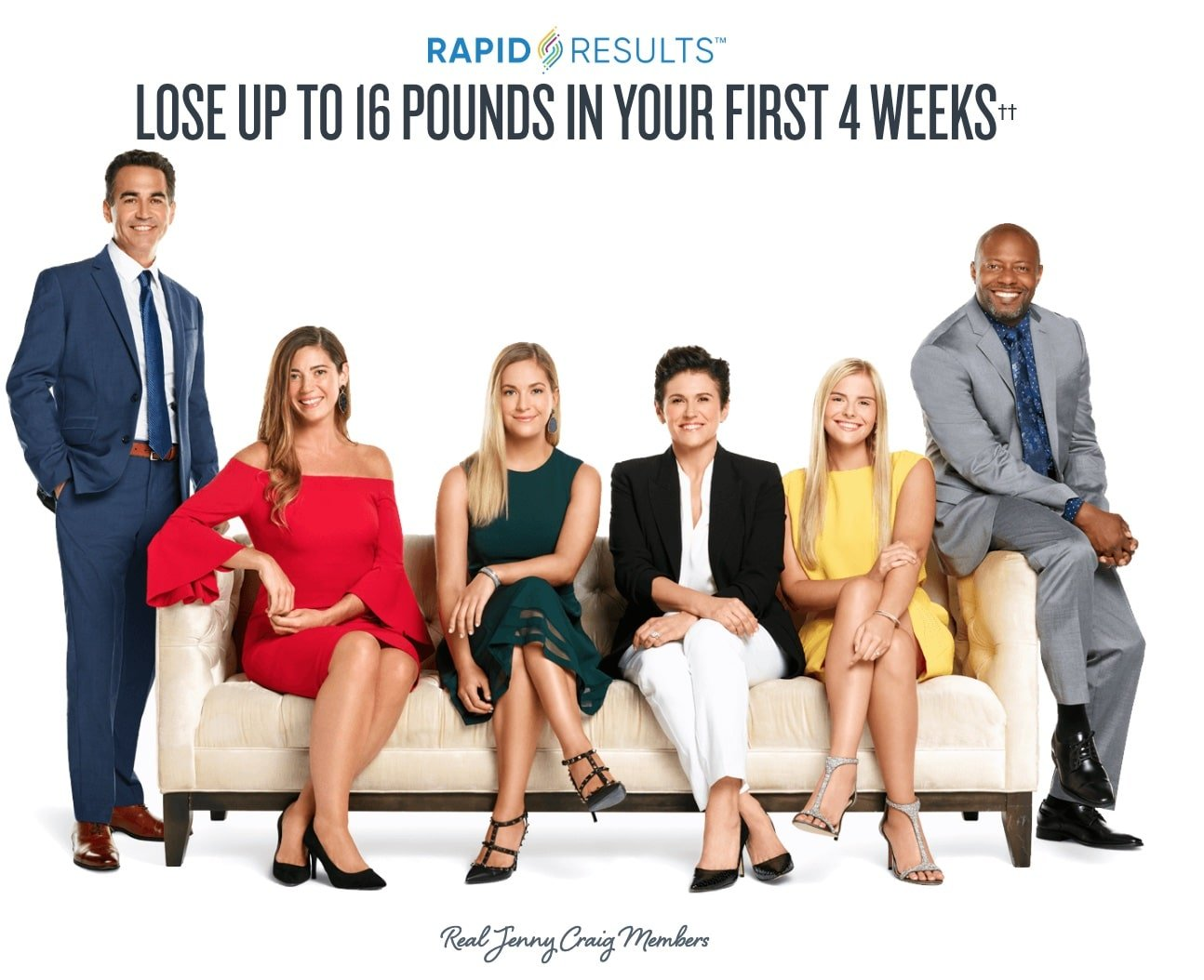 real jenny craig testimonials, pricing info, and results