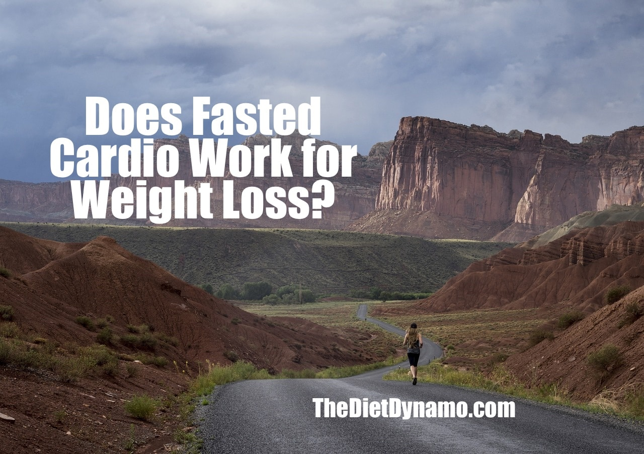 fasted cardio for weight loss