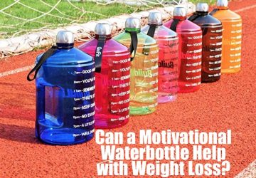 how motivational waterbottles help you lose weight