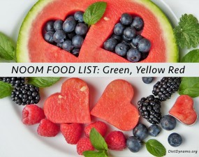 noom food list